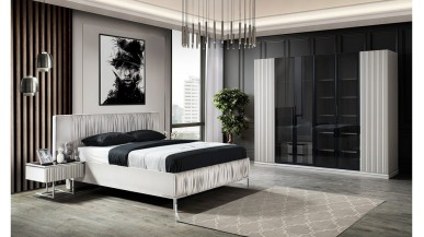 Silver yatak Odası Takımı