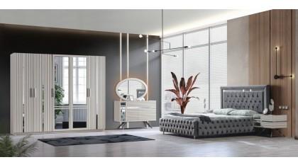 inegöl mobilya Dolunay Yatak Odası Takımı