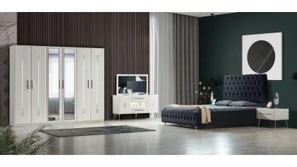 inegöl mobilya Gökçe Yatak Odası Takımı