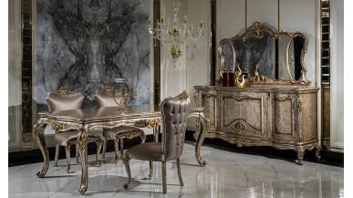 Monalisa Yemek Odası Takımı